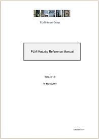 PLM Maturity Reference Manual